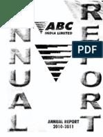 abc india 2011
