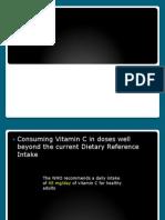 Vitamins Debunked