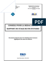 RapportSFE 2012 ConseilsRedaction