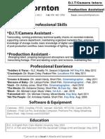 JTF Resume