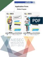 Globex Application 2012
