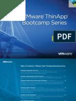 VMW ThinApp BootCamp