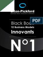 Elton-Pickford-Black Book N°1 - 10 Business Models Innovants