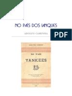 Adolfo Caminha = No país dos ianques