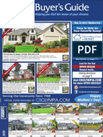 Coldwell Banker Olympia Real Estate Buyers Guide May 12th 2012