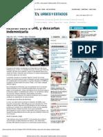 09-05-2012 Retiran Obra a OHL y Descartan Indemnizarla - RMV - Eleconomista.com.Mx