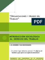 1.-Introduccion Sociologica Al Derecho Del Trabajo