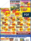 Friedman's Freshmarkets - Weekly Ad - May 10 - 16, 2012