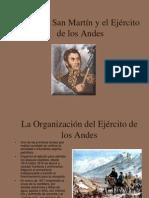 San Martin Cruce Andes