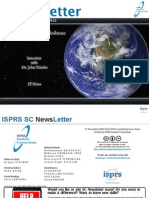ISPRS SC Newsletter Vol:6 No:1 May 2012