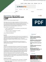 Integrando MediaWiki com LDAP – iMasters