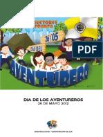 Dia del Aventurero2012