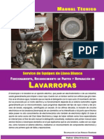 Manual Lavarropas
