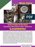 Manual Lavarropas