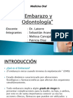Embarazo y Odontología. FINAL