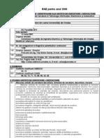 Raportare Lucrare Plagiata Mang CCTIEA 2008