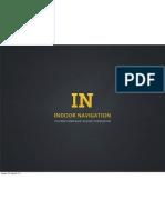 Indoor Navigation slide deck