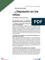 la depresion en los niños-que debemos saber como padres