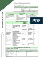 Ficha de Actividad de Aprendizaje 2011