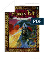 Changeling - The Dreaming - Players Kit