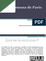 Comuna de Paris