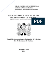 REGLAMENTO DE PPP - 2012