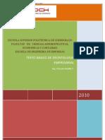 TEXTO BASICO DEONTOLOGIA 2011-2012