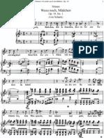 6 Lieder aus Losblätter op. 19_Richard Strauss