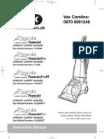 V 028 Series User Guide