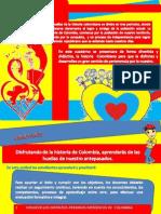 Historia de Colombia para niños y niñas