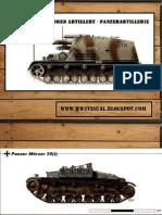 German Armored Artillery (Panzerartillerie)