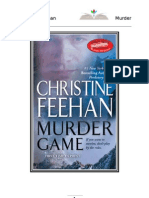 Christine Feehan - Serie Cam in Antes Fantasmas 07 - Juego Del Asesinato