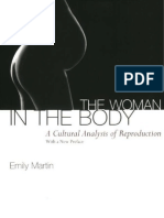 the Woman in the Body a Cultural Analysis of Reproduction