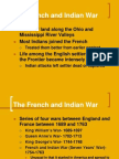 Chapter 2-French and Indian War