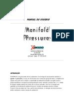 Manual Pressure Manifold
