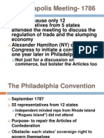 Chapter 5-The Constitutional Convention