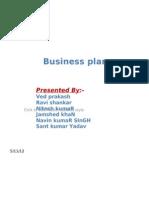 Navin [Business Plan]