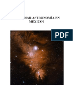 FOLLETO astronomia