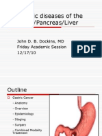 Neoplastic Diseases of the Stomach