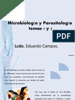 clase de microbiologia