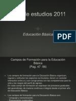 Plan de Estudios 2011_Educacion Basica