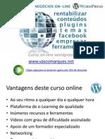 Curso Online Wordpress