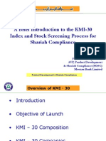 KMI - A Brief Presentation
