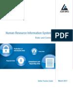 HRIM Risks and Controls 2011