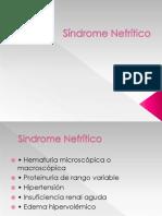 Síndrome Nefrítico 25-04-12