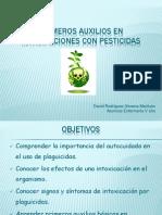 Primeros Auxilios en Intoxicaciones Con Pesticidas Enviar