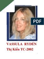 Nhật Ký Vassula Rydén Thị Kiến Thiên Chúa *Trọn Năm 2002*