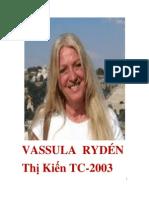 Nhật Ký Vassula Rydén Thị Kiến Thiên Chúa *Trọn Năm 2003*