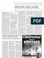 Page From Glucksmann in Le Monde 261007