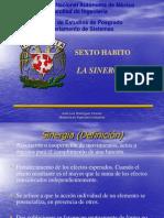 Sexto Habito, La Sinergia, Jose Luis Rodriguez 2206-1